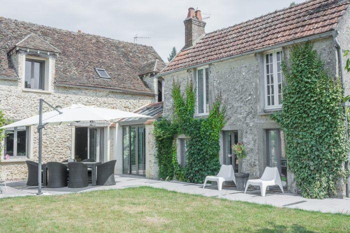 Sublime corps... de ferme Grosrouvre - Montfort l'Amaury