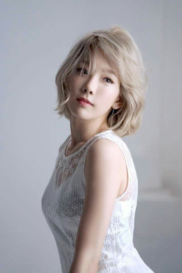 Taeyeon snsd butterfly kiss