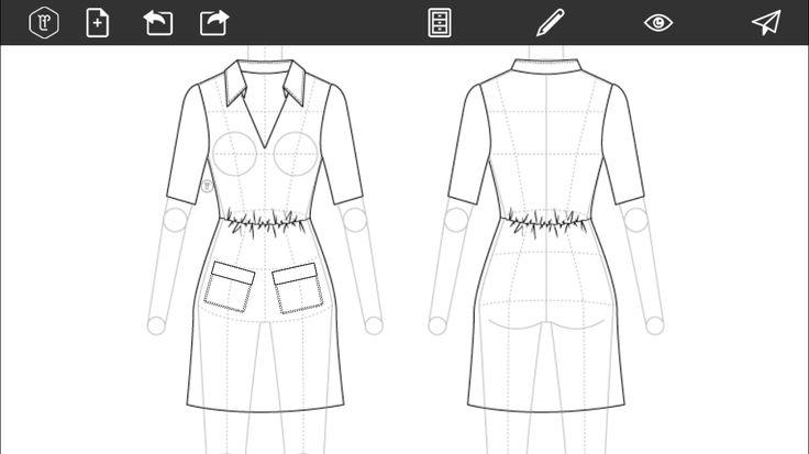 Pin de laura paez en fashion design app pinterest for App para hacer planos