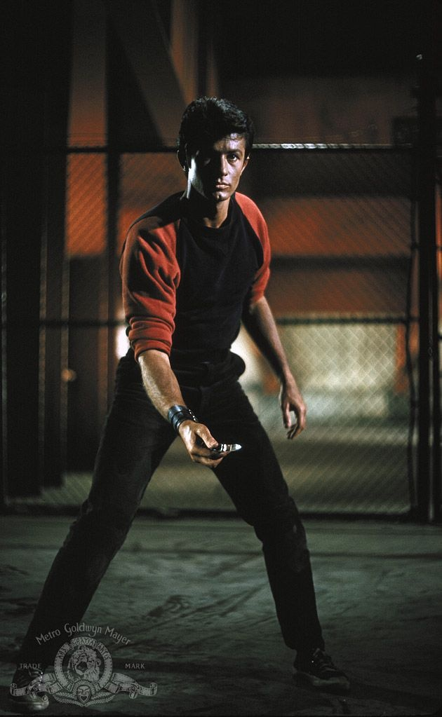 George Chakiris as Bernardo. West Side Story.