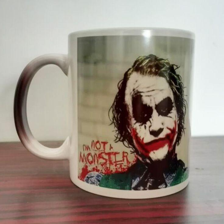Кружка Джокер. http://ali.pub/n8hd4  #длядома@chinarewiew  Купить сейчас: http://ali.pub/n8hd4