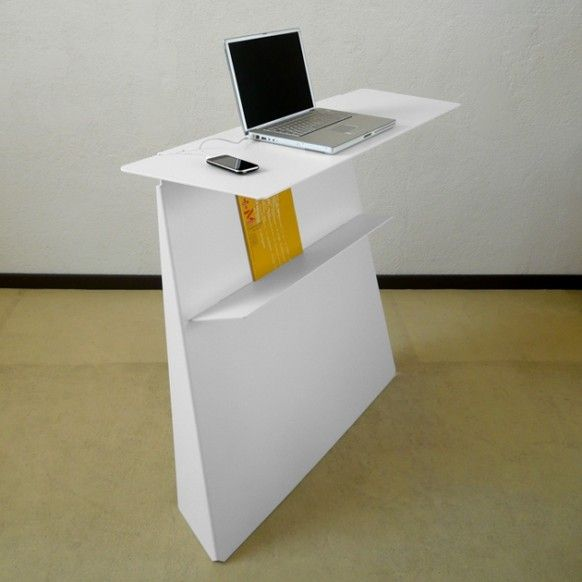 beautiful computer desk 582x582 furniture pinterest