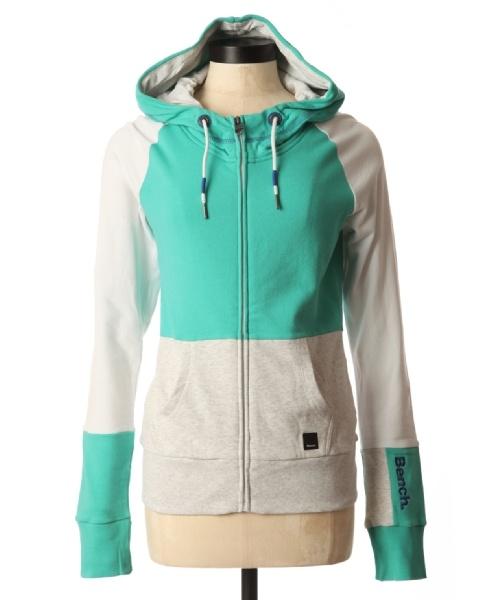 BENCH boleside zip hoodie @Bootlegger