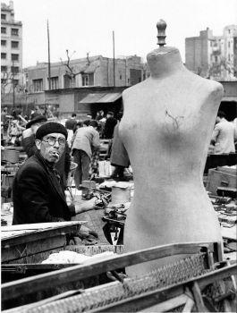Foto Els Encants, Barcelona, 1957...