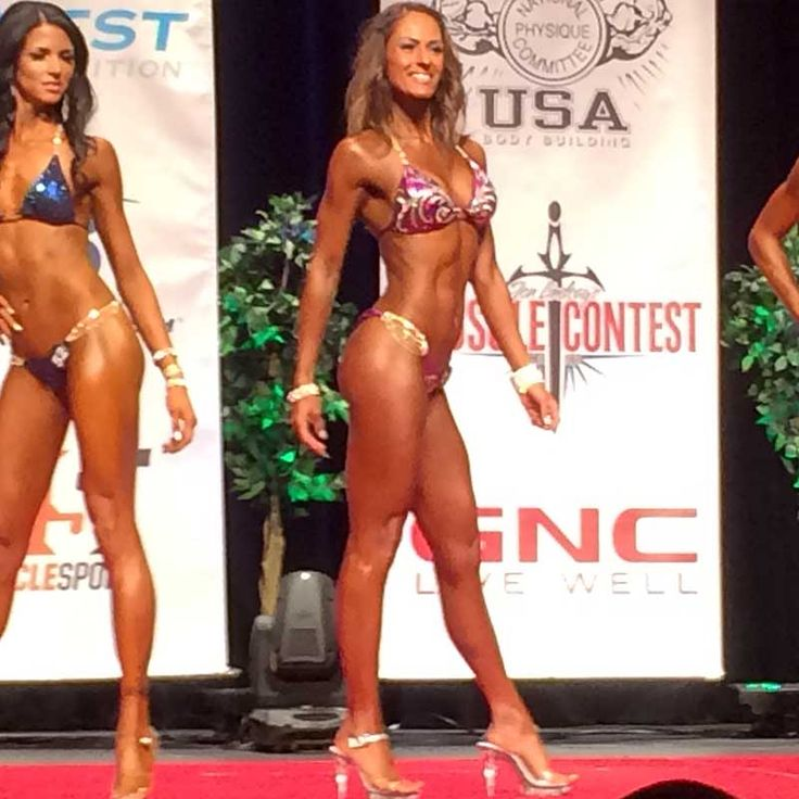 Last Night Was My NPC Bikini Competition Debut AND I WON!!