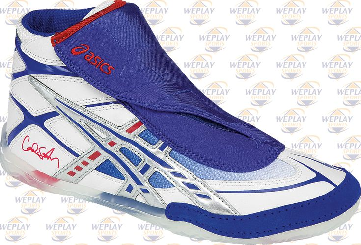 "ASICS+®+Cael+®+""Retro""+Wrestling+Shoes"
