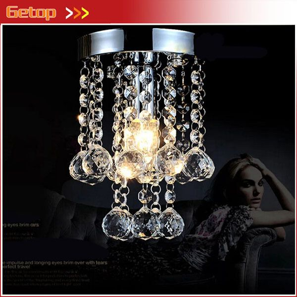 Best Price Luxury K9 Crystal Chandelier Small Crystal Lustre Lamp for Aisle Stair Hallway Corridor Porch Light Lighting Fixture-in Chandeliers from Lights & Lighting on Aliexpress.com | Alibaba Group
