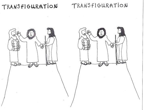8 best Transfiguration of Jesus images on Pinterest | Sunday ...
