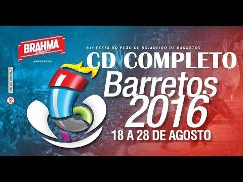 Barretos 2016 - CD Completo (Barretão 2016)
