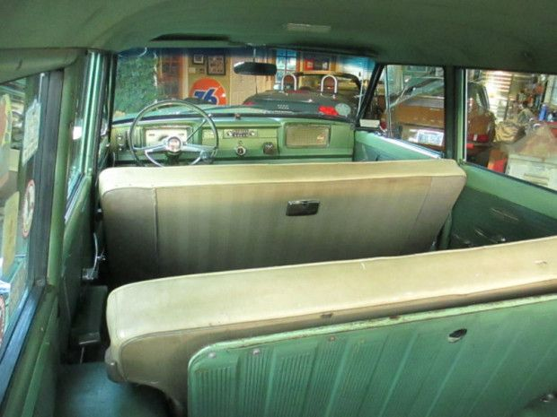 Truck Interior Accessories >> The Camp Host: 1965 Jeep Wagoneer Deluxe | Jeeps | Jeep ...