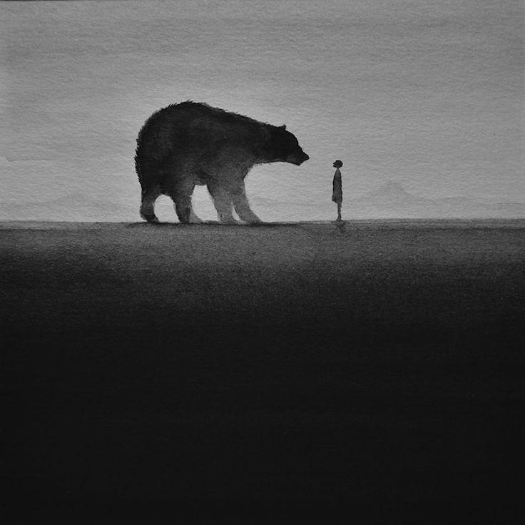 aquarelle-nature-enfant-4-Elicia Edijanto