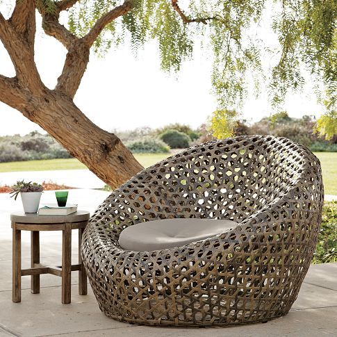 I need this chair for the patio in Alexandria! In fact, I'll two in front of the fire bowl.