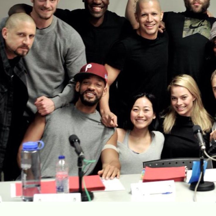 Check this out: The SUICIDE SQUAD Assembles in Photo from Director David Ayer. https://re.dwnld.me/2xR5h-the-suicide-squad-assembles-in-photo-from-director-david