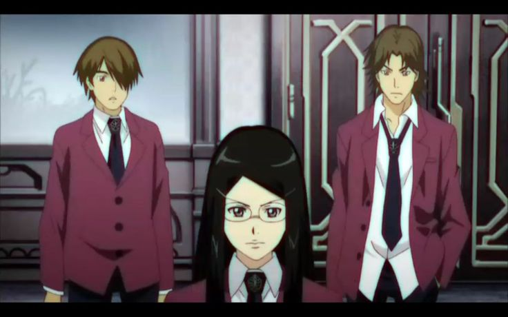 Dance in the vampire bund 3 criminal anime diet
