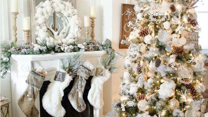 Τα πιο στιλάτα Χριστουγεννιάτικα Δέντρα που κόβουν την ανάσα!