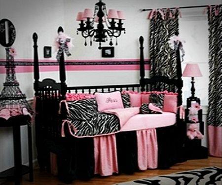Cheetah print bedroom ideas baby girl zebra room ideas for Cute zebra bedroom ideas