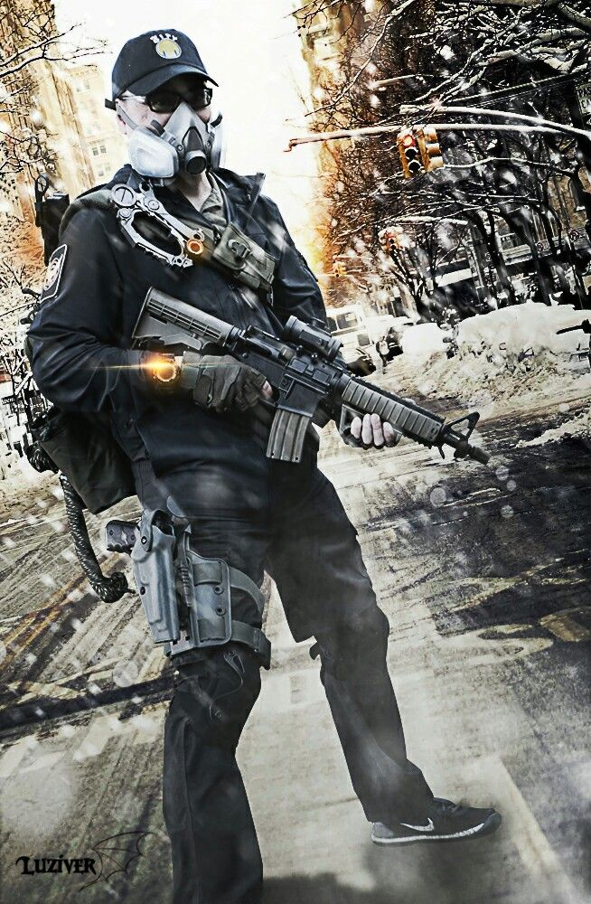 Wallpaper Killzone Shadow Fall The Division Cosplay Thedivision Cosplay Airsoft