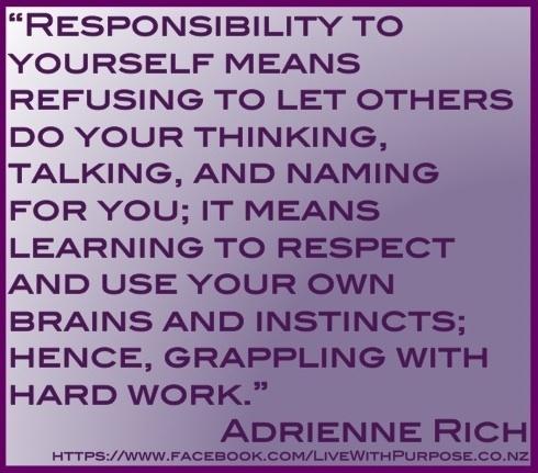 Adrienne Rich Rich, Adrienne (Vol. 11) - Essay