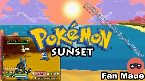 http://www.pokemoner.com/2017/06/pokemon-sunset.html Pokemon Sunset  Name: Pokemon Sunset [Pc Game] Create by: Sora Description: This game is a double-battle focused Pokemon game with the option to fight alongside Partners that join you throughout your Journey. You'll be able to view and level your Trainer's Pokemon as well as adjust them by using TM's and giving them held items. With adjusted experience formula you'll be able to train up Pokemon under level 50 quickly so you can adjust your…