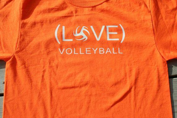 LOVE #VOLLEYBALL