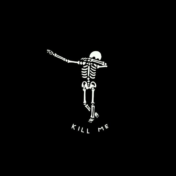 Skull Dab Skeleton Skull Wallpaper Skull Art Dark Wallpaper