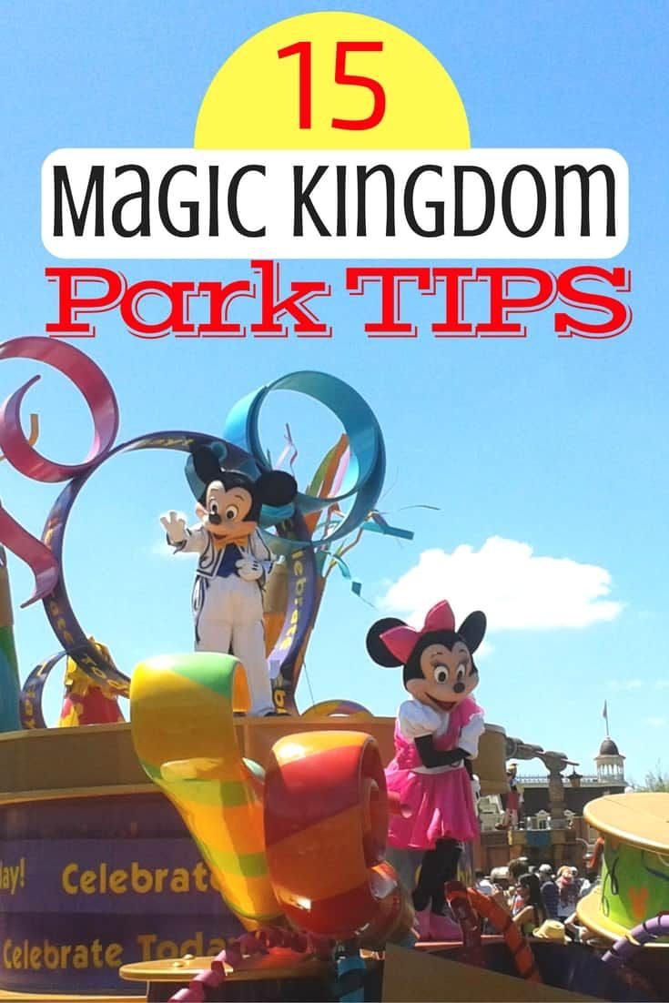 Before you head on your next trip to Magic Kingdom be sure to read through these 15 Magic Kingdom Park Tips via @disneyinsider