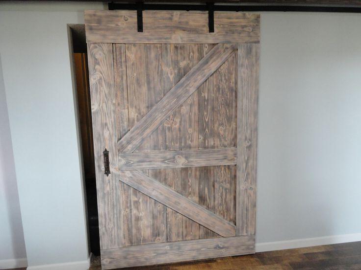 36 Best Diy Wood Barn Door Images On Pinterest Barn Doors Diy