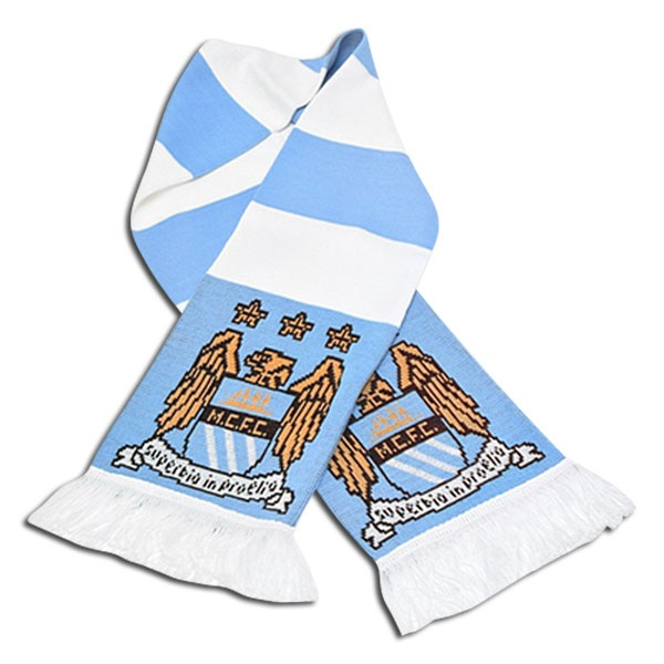 Manchester City Licensed Scarf
