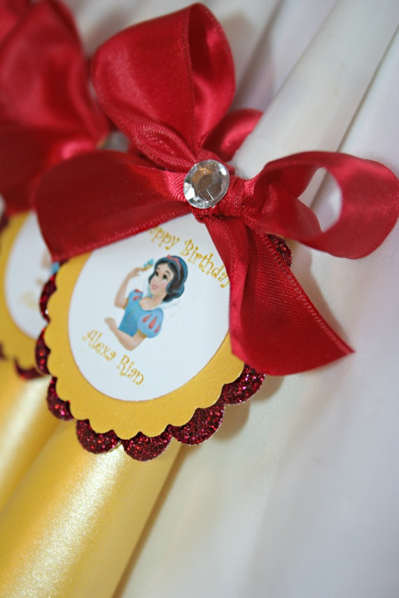 Snow White Princess Birthday Party