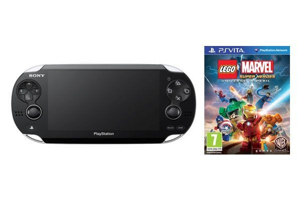 Today's deal: PlayStation Vita (3G + Wi-Fi Version) + Lego Marvel Super Heroes Game available for 59.900KD  http://www.xcite.com/gaming/playstation-vita/console/playstation-vita-3g-wi-fi-version-lego-marvel-super-heroes-game.html