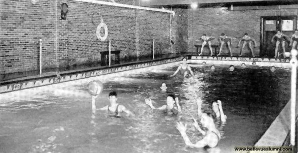 The Infamous Pool At The Junior High School The Boys Had -4043