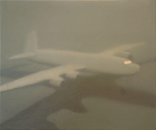 Departure | Oil on canvas | Size 50cm x 60cm