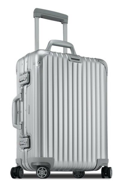 Best Hard Case Design Splurge:  Rimowa Topas Cabin Multiwheel®