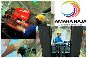 While both the benchmark indices, CNX NIFTY 50 and S&P BSE Sensex are trading in green on Monday morning, Amara Raja Batteries has tanked more than 5% after its Q3 FY17 results came out on Sunday.