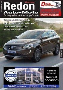 Numéro 1 du magazine gratuit Redon Auto-Moto consultable en ligne : http://www.calameo.com/read/0025070426c164f98f8bb