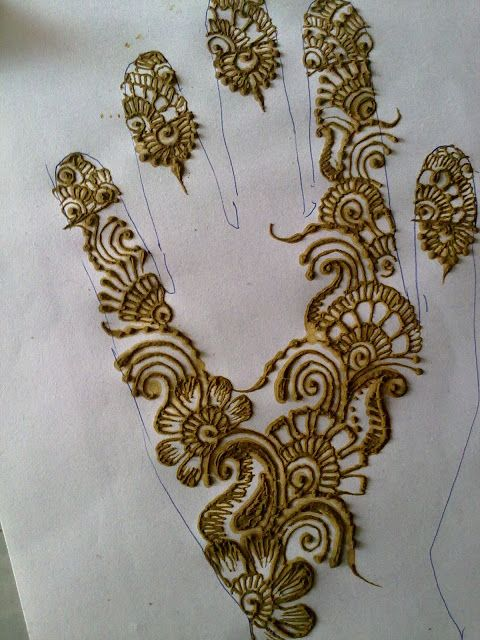 New Mahendi Designs