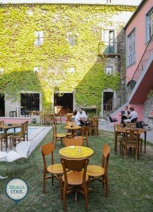 Braga Cool - Sair - Convento do Carmo