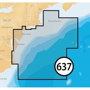 NAVIONICS Platinum+ Charts Lower 48 States and Hawaii (Micro SD) - New Jersey-Delaware, MSD/637P+ Sale Price: $139.99 (26% Off-Ends 09/10/17) http://zpr.io/PQYkP  #Boats #Boating #Deals