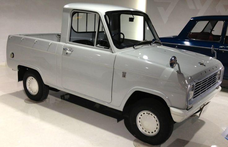 1967 Mazda B360-3
