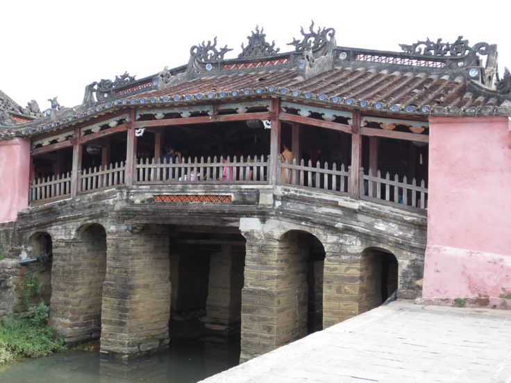 The Japanese Bridge, Hoi An