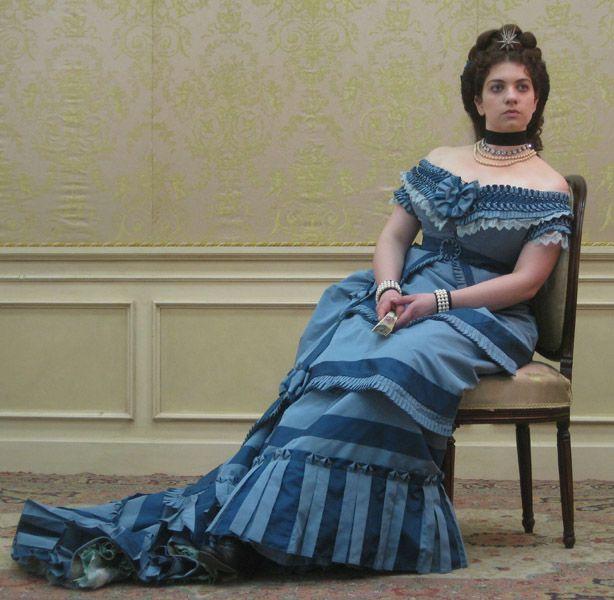 1870 dress
