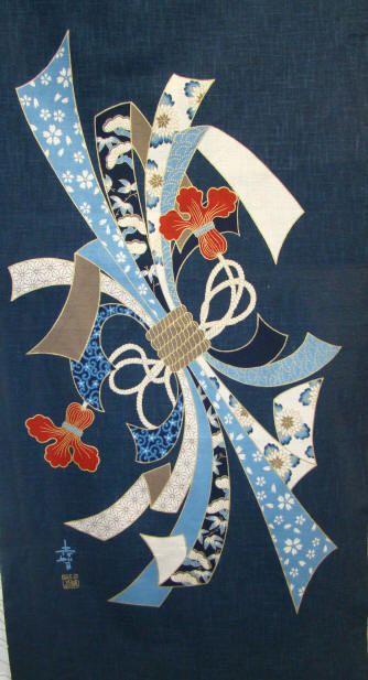 ❤ =^..^= ❤  http://www.shiboridragon.com/NorenPanels/Noshi-Ribbon.  One of my favorite shopping sites.