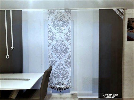 Schiebegardinen Modern Etsy Room Divider Modern Decor