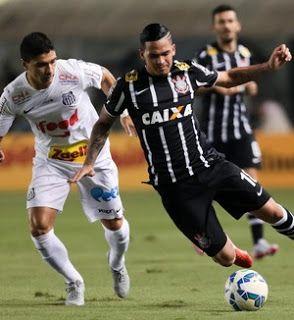 Blog Esportivo do Suíço:  Lucas Lima comanda o Santos em vitória sobre o Corinthians na Vila