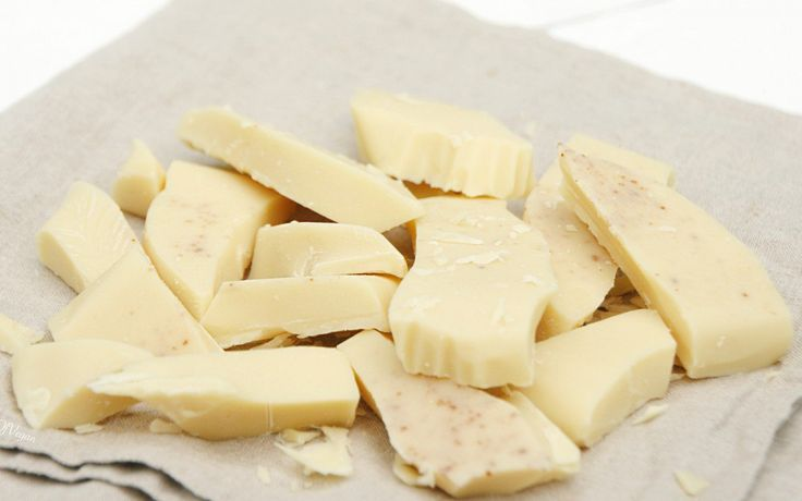 <p>This sweet and creamy white chocolate is made with only four…