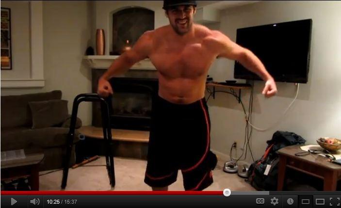My Home Shoulder WorkoutShoulder Workout