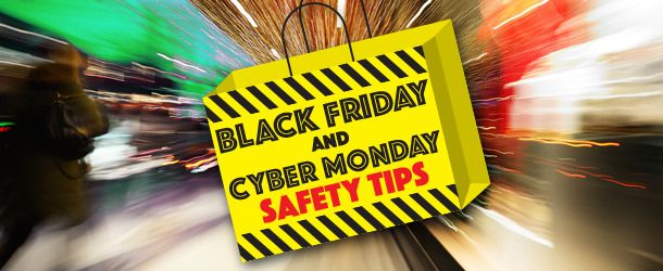 Excited for shopping this today. Make sure to read our Black Friday Cyber Monday Safety Tips - Plymouth Rock Assurance NJ.