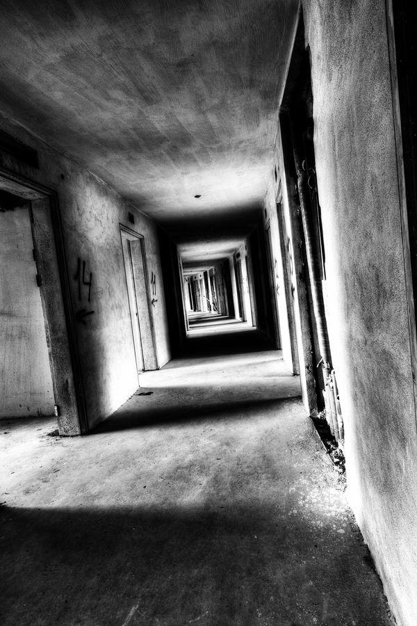"500px / Photo ""The Abandoned Corridor"" by Simon Gelfand"