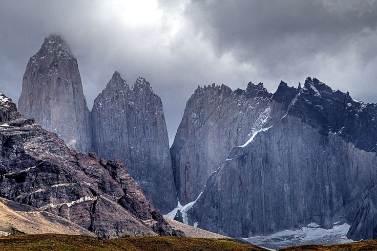 https://flic.kr/p/tLG1cY | Torres del Paine - Towers of Paine