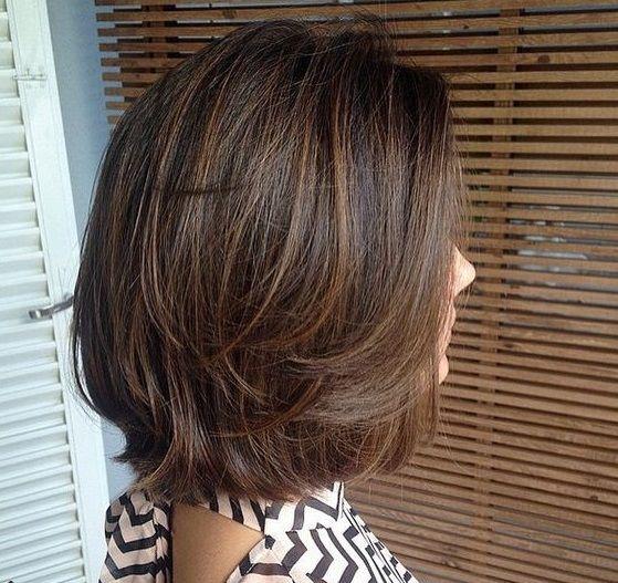 Градуированное каре на короткие и средние волосы: стильные варианты!